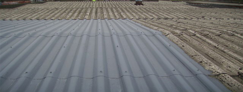 Industrial Roofing and Asbestos Roof Renovation Specialists